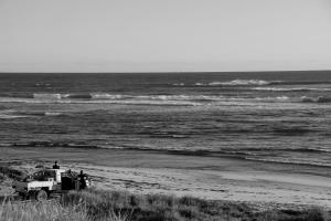 Lynden et Dave. 1ere etape : observer la vague...